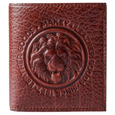 Porte-monnaie Royal mini cognac