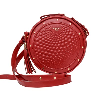 Sac BUBBLES rouge