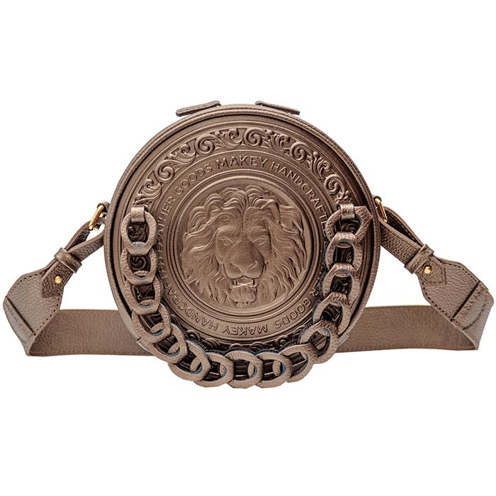 Sac Royal Leo bronze