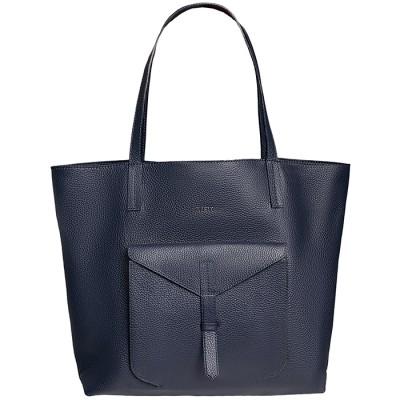 Tote bag bleu marine